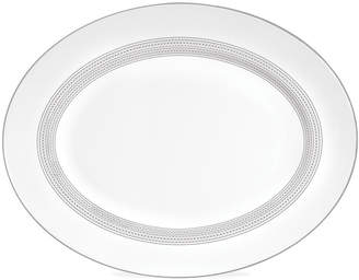 Vera Wang Wedgwood Dinnerware, Moderne Oval Platter