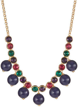 Kate Spade True Colors Multicolour Crystal Statement Necklace