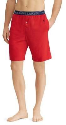 Ralph Lauren Jersey Pajama Shorts