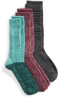 Wigwam 3-Pack Classic Crew Socks