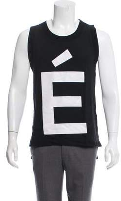Etudes Studio 'É' Sleeveless T-Shirt