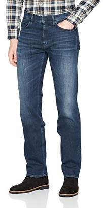 BOSS Men's Deam Straight Jeans, (Medium Blue 424), 31W/32L