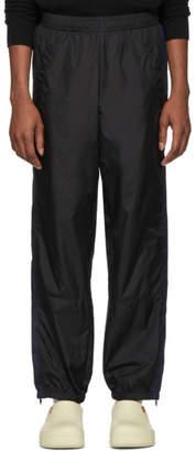 Acne Studios Black Nylon Track Pants