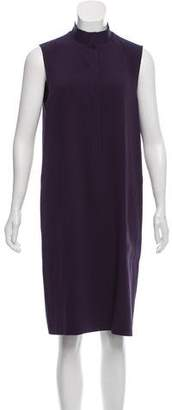 Joseph Gil Crepe Dress