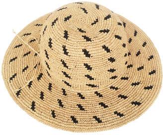 Justine Hats Raffia straw hat for women