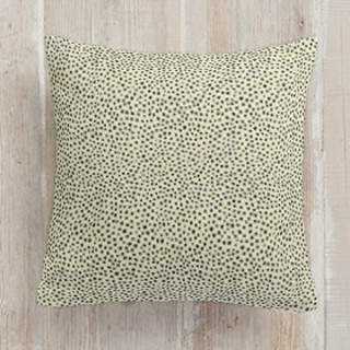 Pointillism Square Pillow