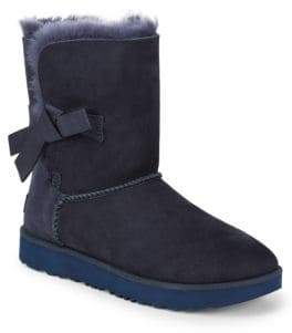 UGG Classic Knot Shearling Short Boots