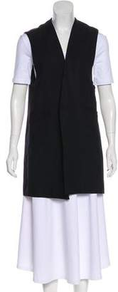 Helmut Lang Long Sleeveless Vest