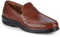 Cole Haan Santa Barbara Leather Penny Loafers