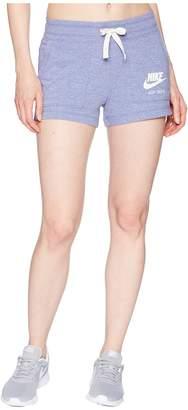Nike Sportswear Gym Vintage Short Women's Shorts