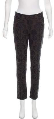 Etro Straight-Leg Mid-Rise Jeans