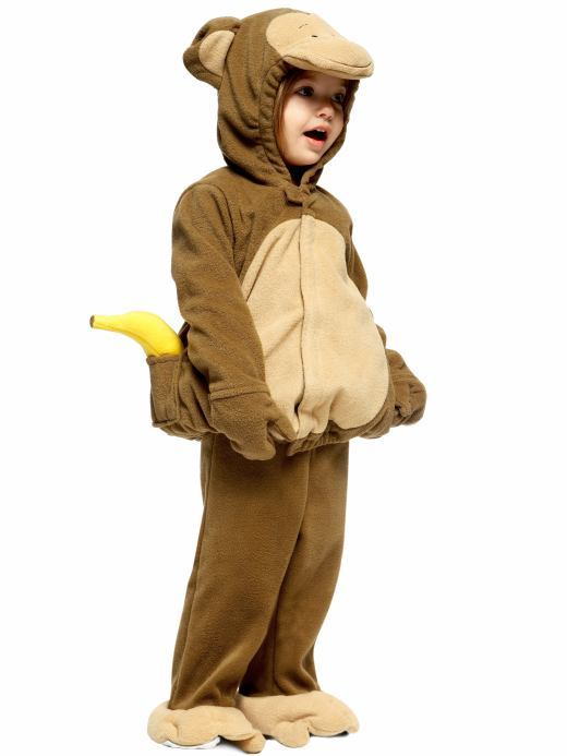 Monkey Costumes for Baby