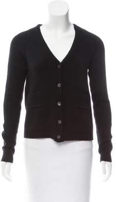 Marni Cashmere & Wool-Blend Cardigan