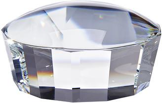 Swarovski Facet Paperweight Lens - Crystal