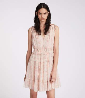 AllSaints Annie Lanai Dress
