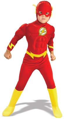Rubie's Costume Co DC Comics The Flash Muscle Chest Deluxe Toddler/Child Costume