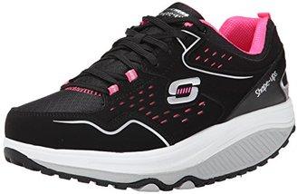 Skechers Women's Shape Ups 2.0 Perfect Comfort Fashion Sneaker $100 thestylecure.com