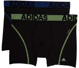 adidas Sport Performance ClimaCool 2-Pack Trunk Men's Underwear