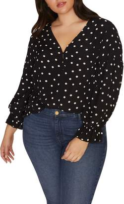 Sanctuary Alma Blouse