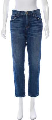 Current/Elliott Boyfriend Mid-Rise Jeans