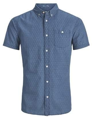 Jack and Jones Jacksonville Short Sleeve Slim Fit Shirt