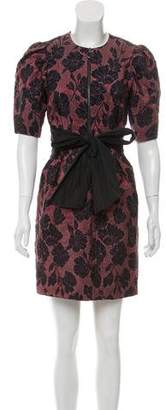 Rebecca Taylor Floral A-Line Dress w/ Tags