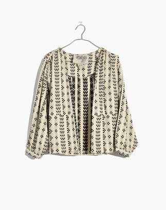 Madewell Ace&Jig Summit Cardi Jacket