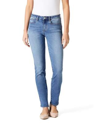 Oriana Slim Straight Jean