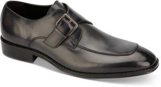 Kenneth Cole Reaction Men's Reggie Leather Monk-Strap Loafers