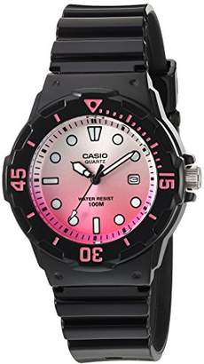Casio Women's 'Dive Series' Quartz Resin Casual Watch