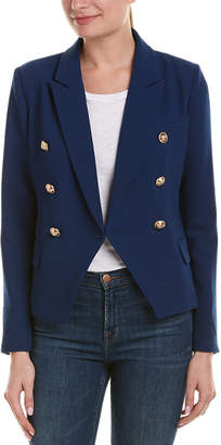 Romeo & Juliet Couture Double-Breasted Blazer
