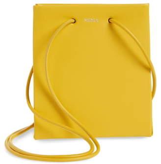 Medea Short Prima Calfskin Leather Bag