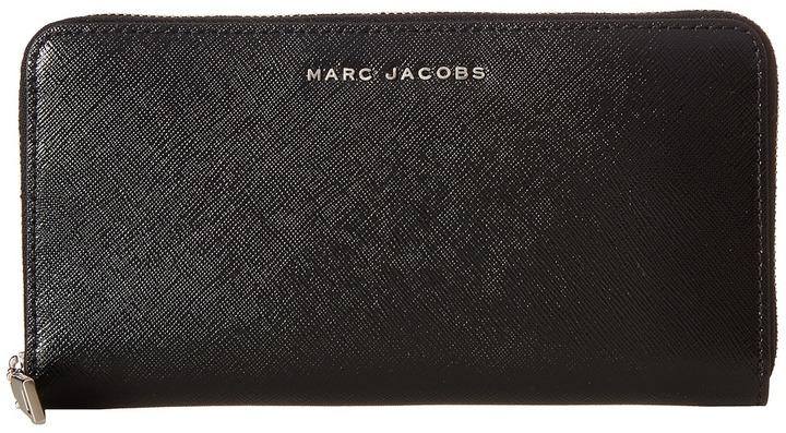 Marc JacobsMarc Jacobs - Saffiano Tricolor Standard Continental Wallet Wallet Handbags