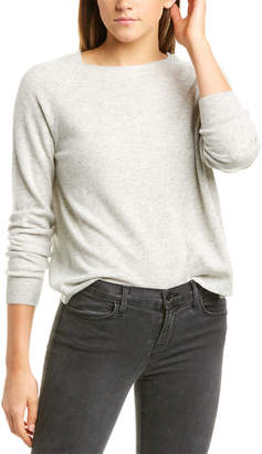 InCashmere Boxy Cashmere Sweater