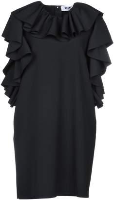 MSGM Short dresses - Item 34852540SD