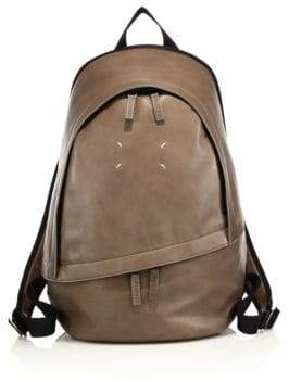 Maison Margiela Clean Leather Backpack