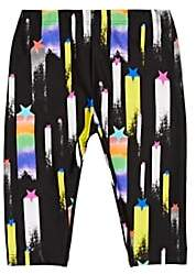 Gucci Infants' Shooting-Star-Print Leggings - Black