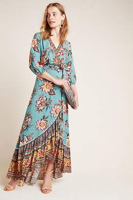 Anthropologie Farm Rio for Viera Wrap Dress