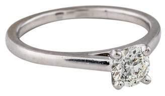 De Beers Diamond Engagement Ring