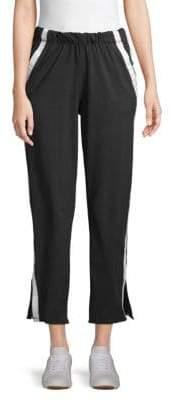 Side-Striped Sweatpants