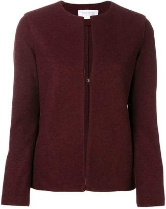Harris Wharf London front fastened cardigan