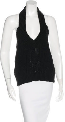 pradaPrada Knit Halter Top
