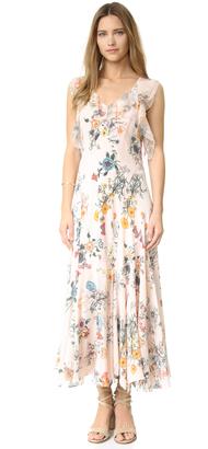 Rebecca Taylor Sleeveless Meadow Ruffle Dress $550 thestylecure.com
