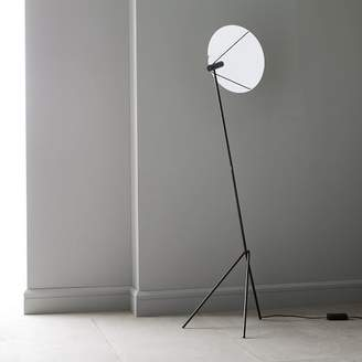 west elm Powell LED Floor Lamp - Dark Bronze