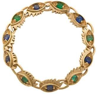 Delfina Delettrez Micro-eye ring