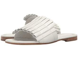 Kennel + Schmenger Kennel & Schmenger Folded Leather Slide Sandal Women's Shoes