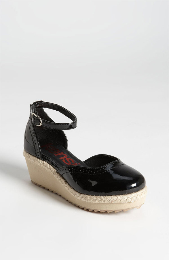 KensieGirl Wedge Sandal (Toddler, Little Kid & Big Kid)