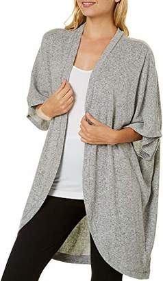 Amy Byer A. Byer Open-Front Cocoon Cardigan Sweater (Junior's)