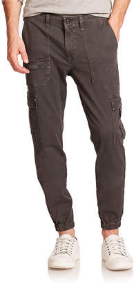 AG Jeans Adriano Goldschmeid The Vanguard Cargo Jogger Sulfur Shark