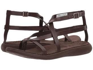 Merrell Duskair Seaway Thong Leather Women's Shoes